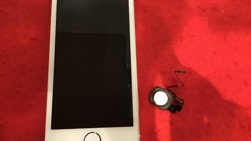 iPhoneSE  ホームボタン修理