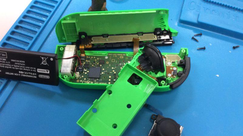 switch修理🎶