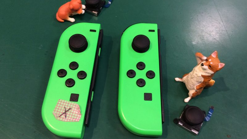 任天堂switchも修理できちゃいます🎶
