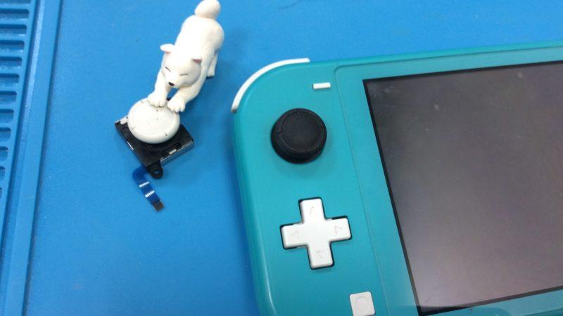 switch lite修理〜〜🎶