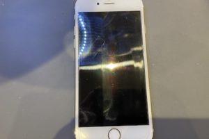iPhone6Sの画面割れ修理しました