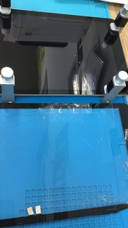 iPad6ガラス交換!!