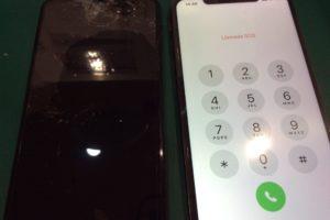 iPhone液晶パネル修理