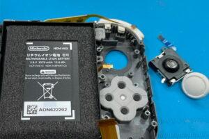 Switch Lite の修理も行っております。お問い合わせください!!