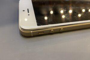 バッテリーが膨張したiPhoneSE