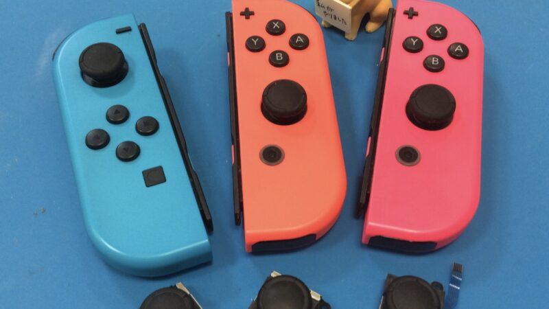 ★ Nintendo Switch アナログスティック交換即日可能です。 ★