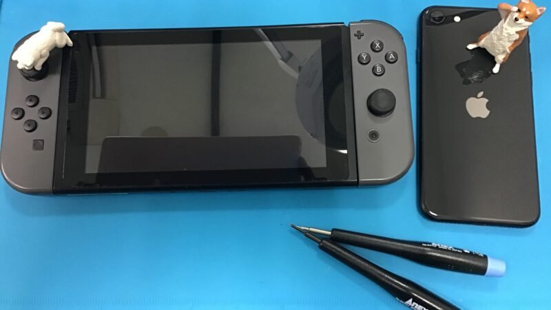 iPhone・iPad・Nintendo Switchの修理承っております!