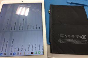 刈谷市より【iPad Air】のバッテリー交換にてご来店!!即日修理であれば当店へ☆
