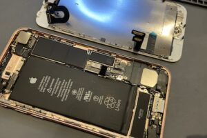 iPhone7 バッテリー交換は最短30分!当日受付もOK