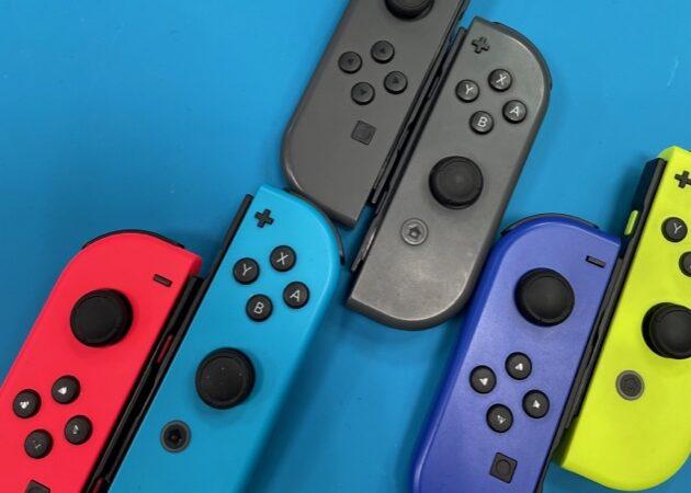 ♪ 安城市より、NintendoSwitch アナログスティック交換にてご来店 ♪